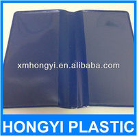 factory custom color pvc book cover