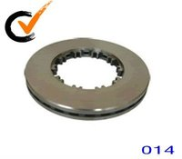DAF Brake disc with OE NO.1387439 1640561 for DAF