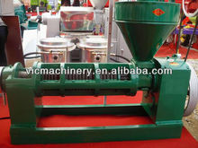 6YL-160 Soybean oil screw oil press