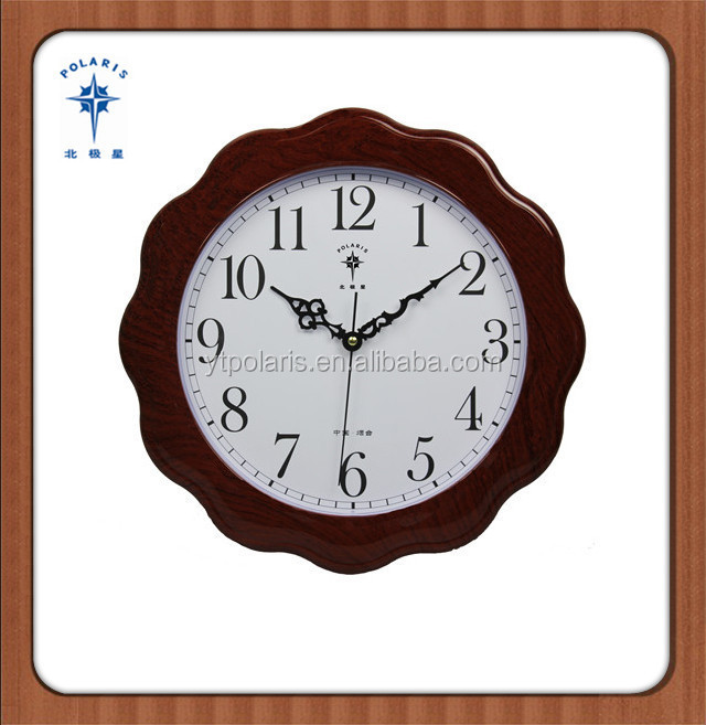 Different Shape China 24 Hours Analog Wall Clock Buy