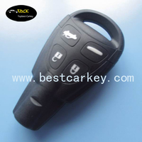 Excellent 4 button car remote case for saab smart key / saab key cover