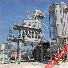 56TPH-160TPH Mobile Asphalt Mixing Plant