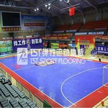 Plastic Indoor Interlocking Futsal Flooring