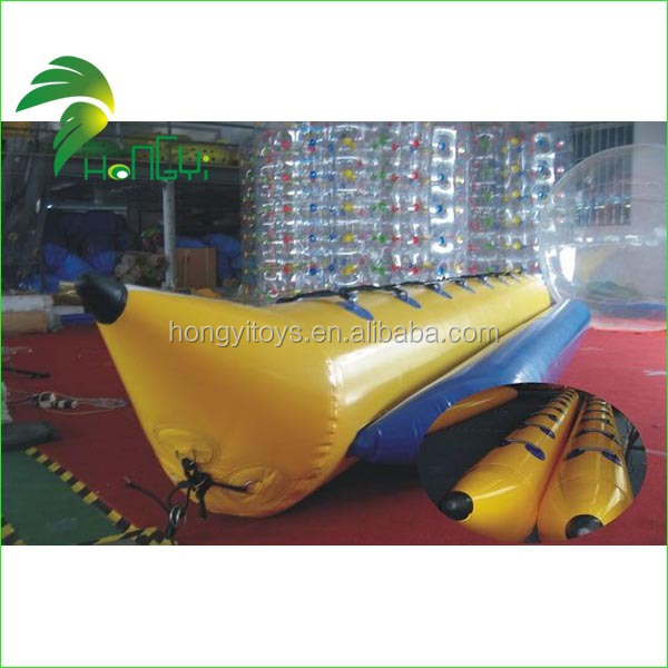 Gunagzhou Good Quality Durable PVC Inflatable Banana Boat.jpg