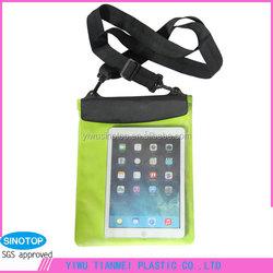 black sling green smal computer waterproof silicone bag,waterproof case bag,wasserdichter sack