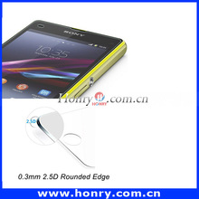 Perfect anti-scratch matte glass screen protector for Sony Z1 Compact