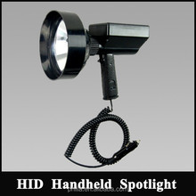 Waterproof Boat searchlight, Car lamp, 12v Portable Work HID Lights