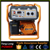 100% copper wire AC single phase 2.8kw 6.5hp ~ 7hp gasoline generator set