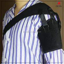 Orthopedic sports adjustable shoulder immobilizer straps / elastic shoulder belt / neoprene shoulder protector universal type