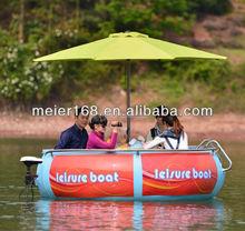 Floating raft boat for sale