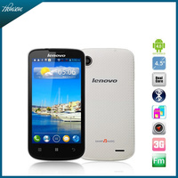 "4.5"" Original Lenovo A800 Cell Phones MTK 6577 Dual Core Android Mobile Phone"