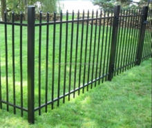Lowes wrought iron railings for residence/home/garden/school(Made in China)
