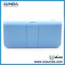 Shenzhen Supplier wholesale for usb power bank 5000 for smartphone in shenzhen of china