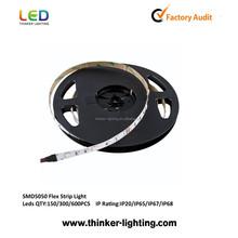 High lumen 5050 led strip flexible led stripArchway, canopy and bridge edge lighting