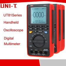 UT81 Backlight LCD Handheld Digital Scope Multimeter Meter Tester UT81