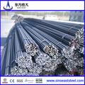barras de acero deformadas, barras de hierro para la construcción