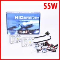 Factory Directly Selling H3 H4 H7 H11 35W 55W Regular Ballast Hid Kit German chip 9012 HIR2 H11B METAL BASE