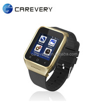 3G android watch phone with wifi 5MP camera, best cheap android 4.4 smart watch phone wrist watch cell phone