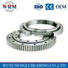 WRM single-row cross roller slewing bearing 110.25.710 for portal jib crane