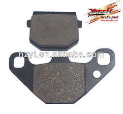 brake disc pad motorcycle in parts