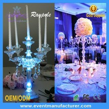 Rechargeable LED Light Base Table Decoration/Event&Party Decorative Light for Sale