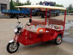 48V800W electric rickshaw in Tailand
