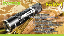 Professional 130 lumnes high power led flashlight CREE-XP-G2R5 Led Emergency Light with remote control