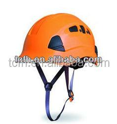 ABS/PE outdoor helmets, en397 rescue safety helmet