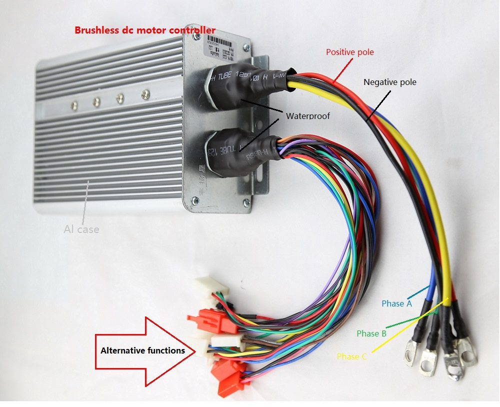 50000 Rpm Brushless Dc Motor Brushless Motor Controllers From Hangzhou Yuyang Technology Co