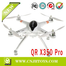 100% Original Walkera Newest product! QR X350 PRO FPV RC GPS Quadcopter w DEVO F7 Live VideoTransmitter/ILook Camera/G-2