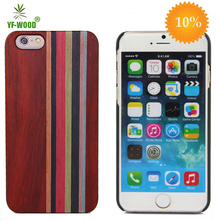 Real wood case for iphone 6,for iphone 6s case wood bamboo cover