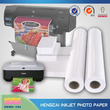 Self-Adhesive inkjet printing water based ink photo paper