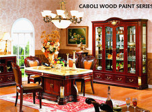 Caboli hand painted small wood furniture