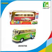 Funciona con pilas luces y música autobús van bienvenida nuestra <span class=keywords><strong>juguete</strong></span> autobús para los niños más <span class=keywords><strong>de</strong></span> 3