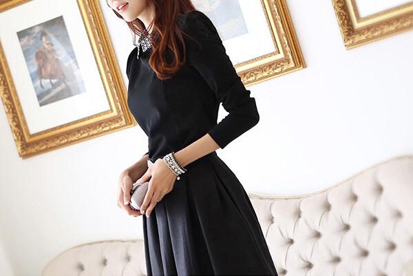 WQL1582 autumn dress 1