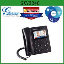 Grandstream GXV3240 wifi ip phone android sip phone biuetooth voip phone