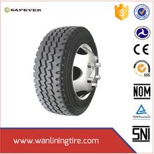 Hankook Good Loading Capacity Cheap Wholesale All Steel Radial Tyre 12r20
