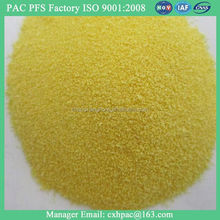ISO SGS msds for poly aluminium chloride pac