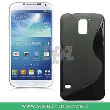 caso da linha preço de fábrica TPU para Samsung Galaxy s s5
