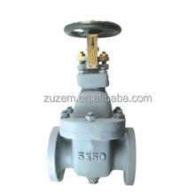 JIS F 7366 cast steel 10K gate valves