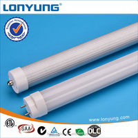 Made in China led lighting systems 8FT 42W AC120-277V DLC ETL TUV SAA ERP CE ROHS LCP Approved