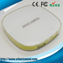 Cheapest price shenzhen power bank ,For apple shape power bank ,smart mobile power bank manual alibaba china