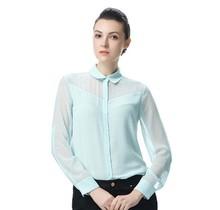 Venta al por mayor 2015 nueva moda de señora Casual blusa para mujer gorda