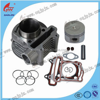 Chinese motorcycle parts cylinder block comp factory GY6-150-1 cylinder block comp for engine cylinder block