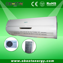 Solar Air Conditioner R410A 110V 60Hz AC Wall Mounted Air Conditioner