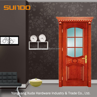 Main single or double teak wood door models design