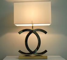 9.17-7 Deserve to have cc sexy luxury hotel decoration table lamp