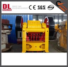 DUOLING JAW CRUSHER WITH CE FOR GOLD/IRON ORE/STONE CRUSHING