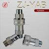 ZJ-YAB quick coupler female,hydraulic control valve,hydraulic fluid coupling