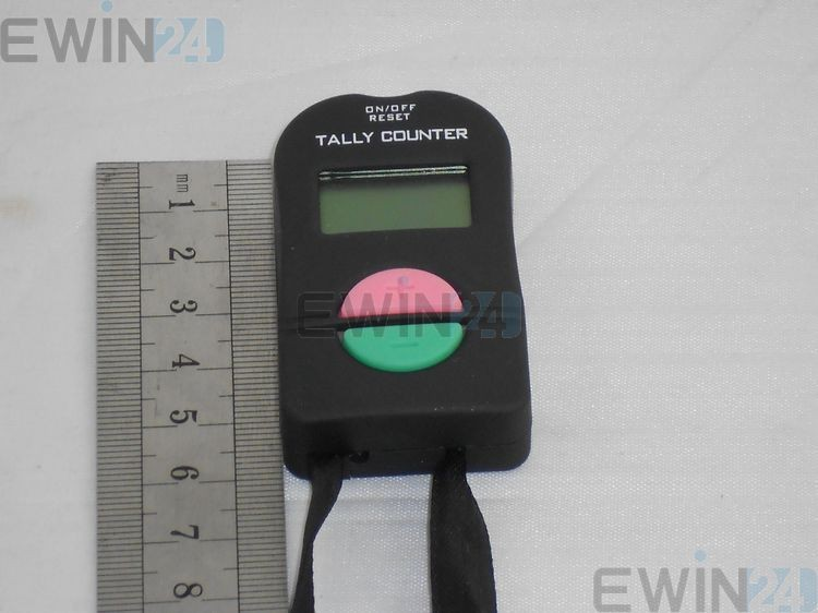 Digital Hand Tally Counter Electronic Manual Clicker ADDSUBTRACT MODEL For Golf Sports Muslim (7)